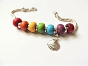 Stay Safe bracelet - concha
