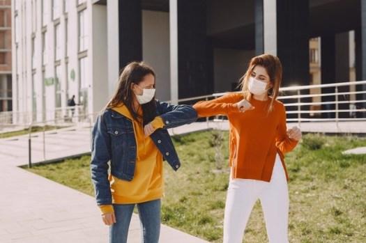Wish good health in pandemic lockdown and quarantine