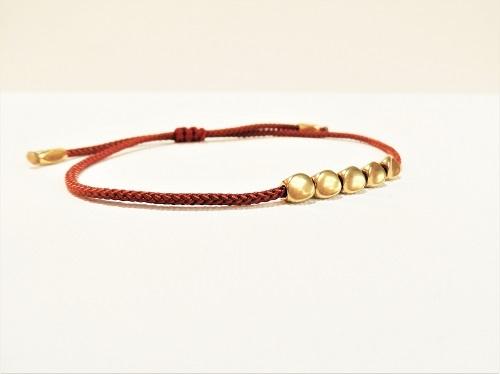 Health Band bracelet copper russet