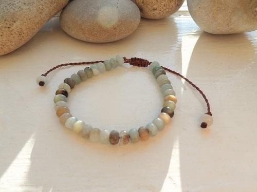 Health Bracelet amazon stone