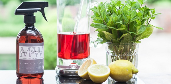 clean your home with natural products