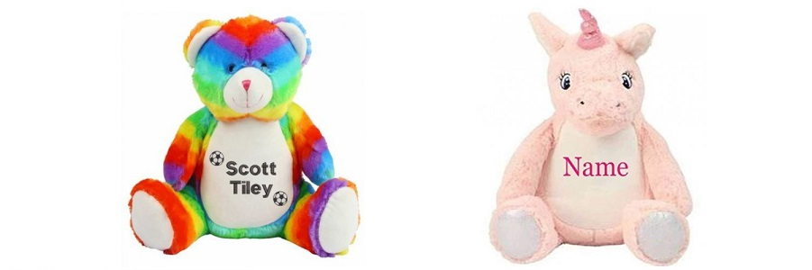 Unique Ideas for Personalised Teddy Bears