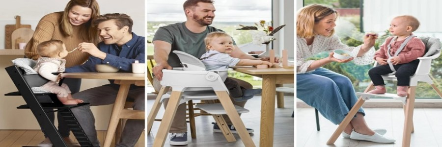How to Choose a Footrest High Chair For Kids