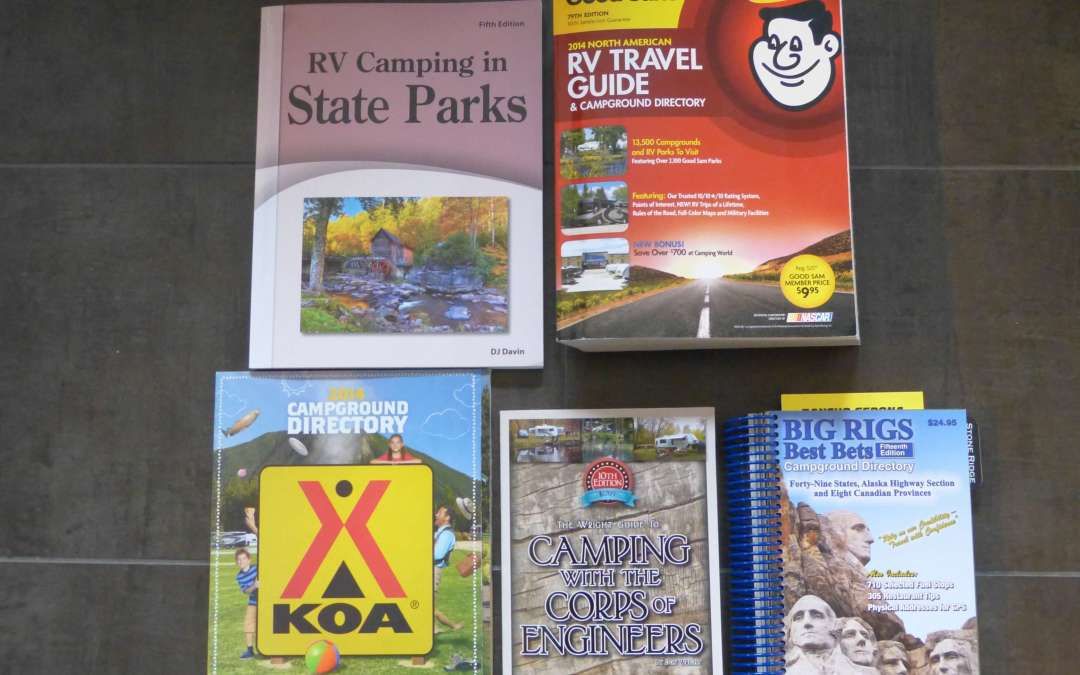 Finding RV Campgrounds