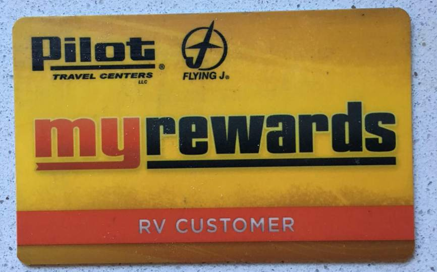 how to fuel a diesel rv at a truck stop - Pilot Fleet Card