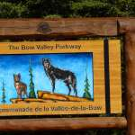 Bow Valley Parkway/Johnston Canyon Trail (Banff)