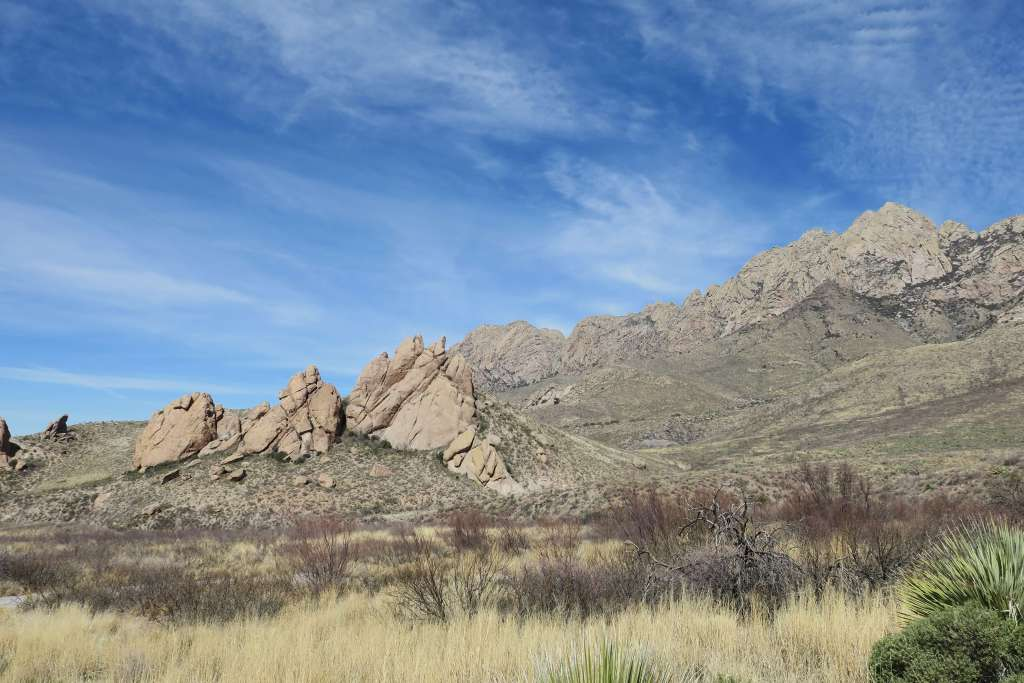 Organ Mountains Desert Peaks National Monument The