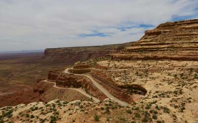 Valley of the Gods, Moki Dugway & Muley Point