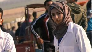 Razan was full of bravery.