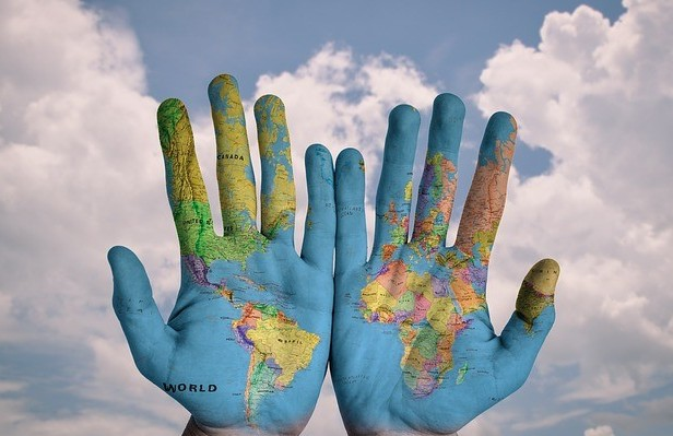 your world your hands