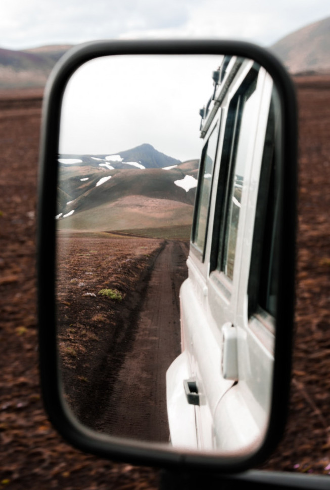 The mirror effect of life
