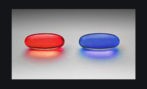 The blue or the red pill