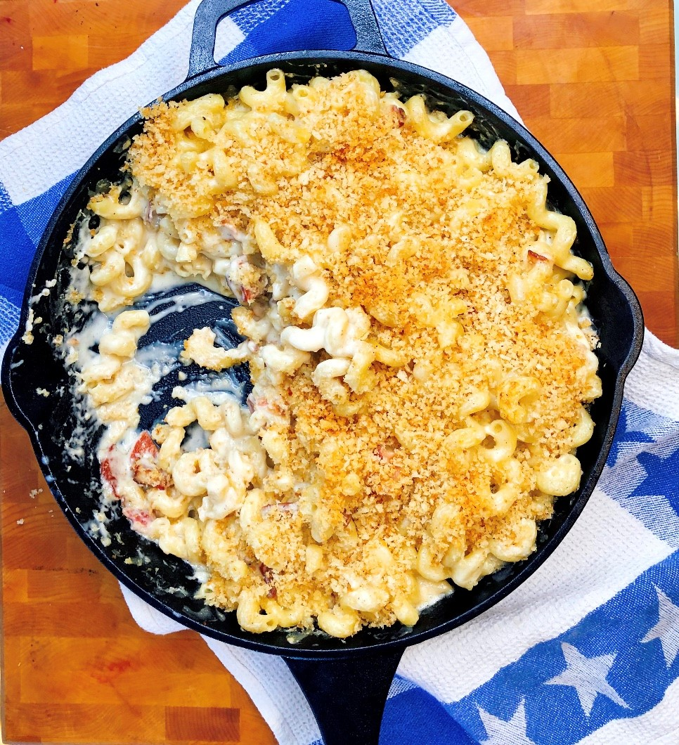 The Best Mac and Cheese Recipe EVER