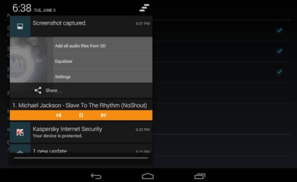 Aplikasi Musik AIMP