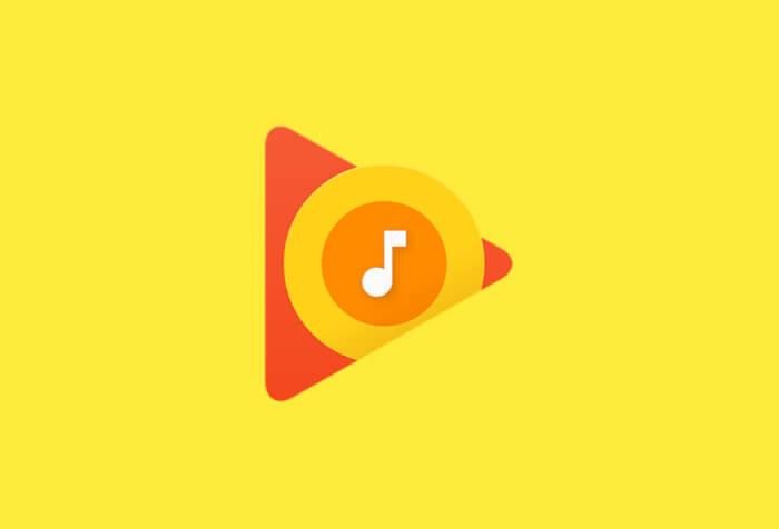 Aplikasi Musik Google Play Musik