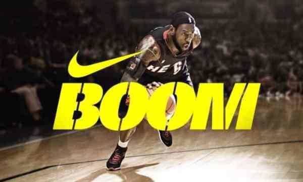 Aplikasi Keluarga Sehat Nike Boom