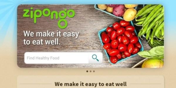 Aplikasi Keluarga Sehat Zipongo