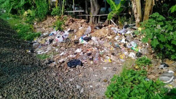 Penyebab Pencemaran Tanah