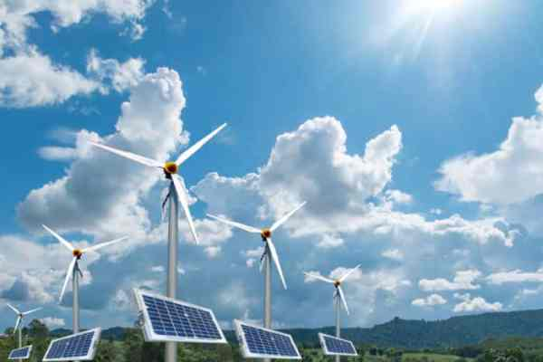 Sumber Energi Alternatif Angin