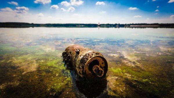Penyebab Pencemaran air