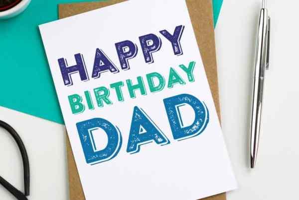 Ucapan Ulang Tahun Untuk Ayah