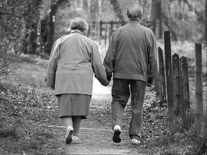 Cerita Cinta Sejati sampai tua