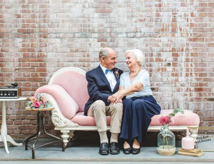 Cerita Cinta Romantis setelah 55 Tahun Terpisah