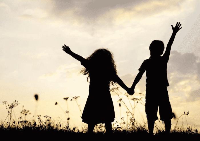 Cinta Sejati Teman Masa Kecil