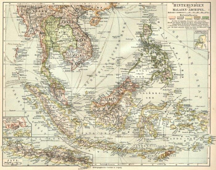 Persebaran Aksara Jawa
