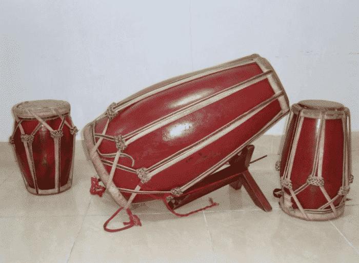 fungsi alat musik ritmis