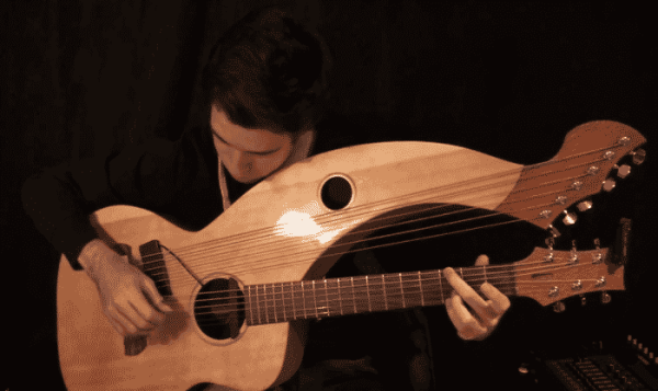 harpa gitar