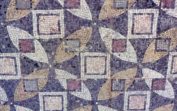 seni mozaik
