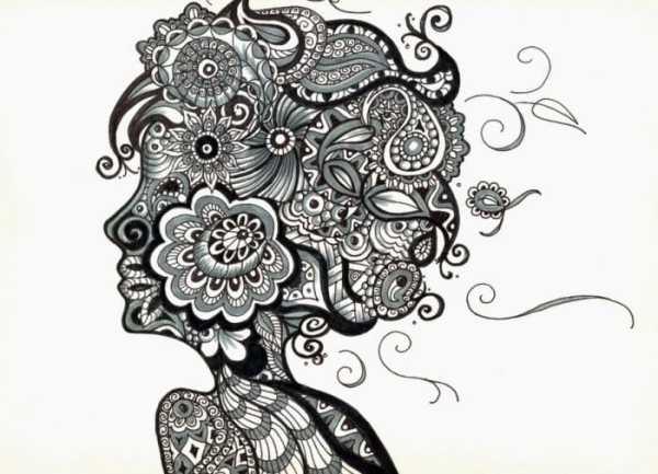 Gambar Doodle Batik