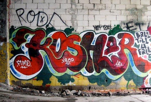 Gambar Grafiti Buble