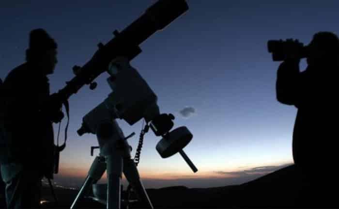 Jurusan Astronomi