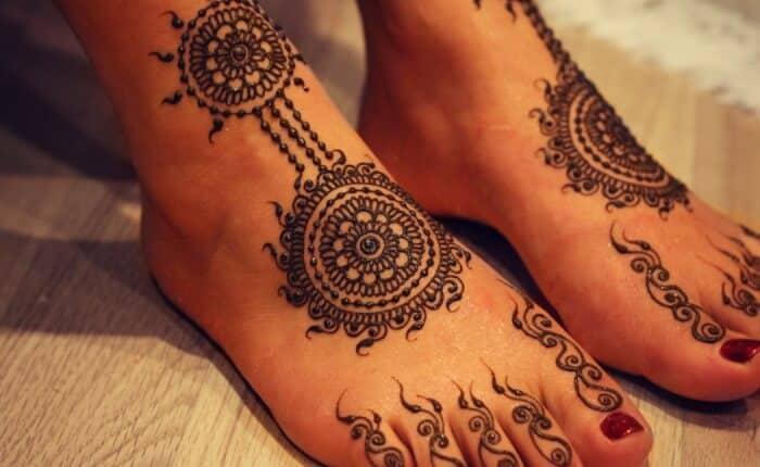 Desain Henna Sederhana Untuk Pemula