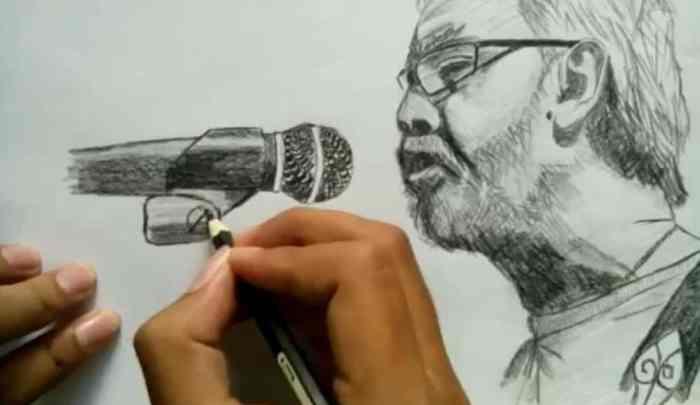 Gambar Karikatur Iwan Fals