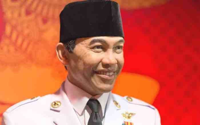 Soekarno - Pahlawan Nasional