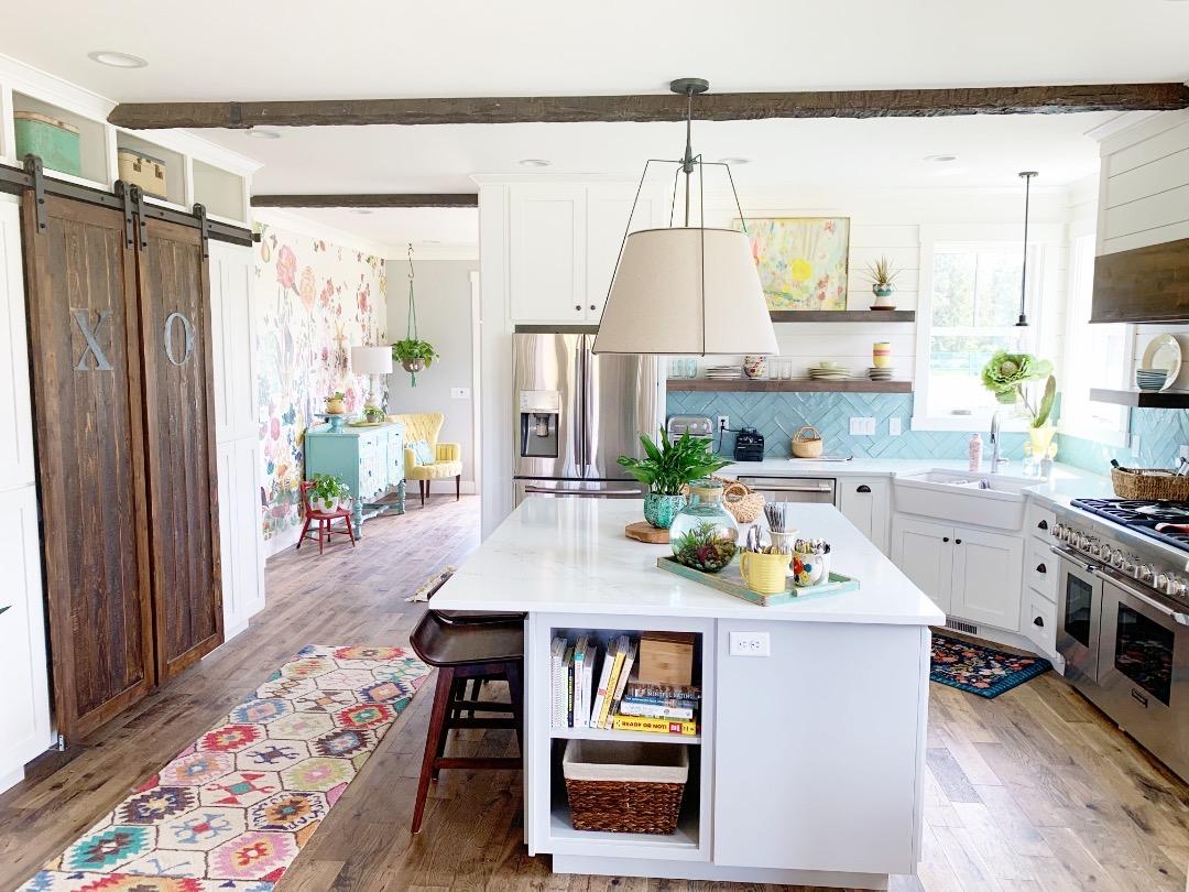 Contoh desain dapur cantik random