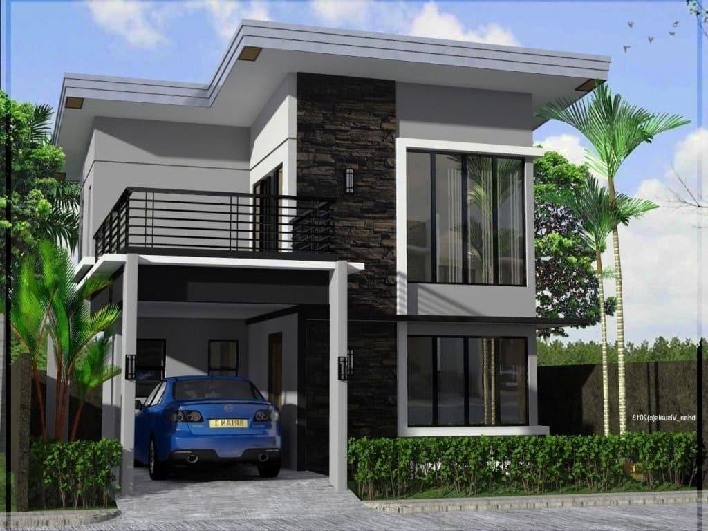 Contoh desain rumah kaca modern - Thegorbalsla
