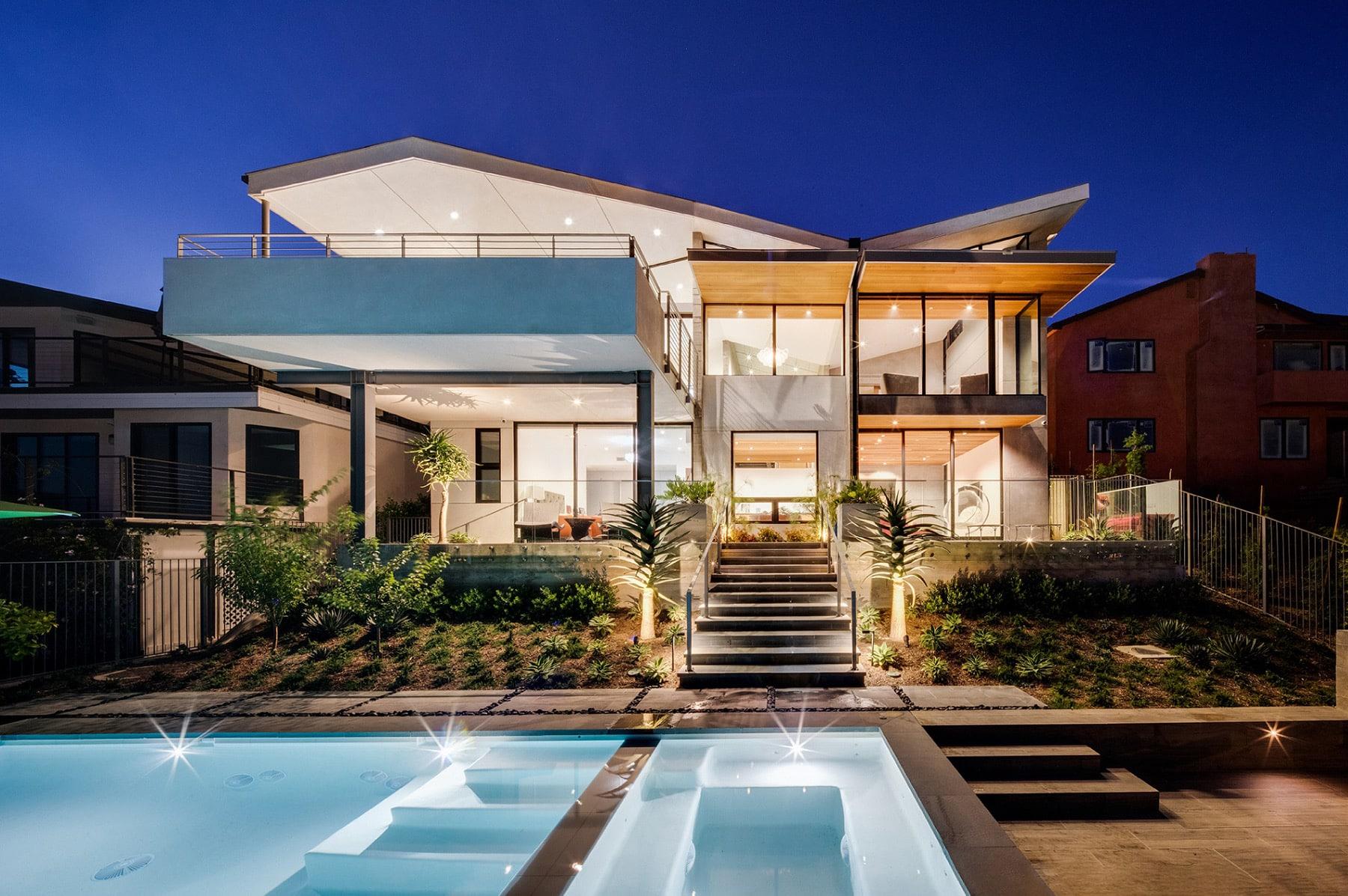 Rumah Modern Terbuka - Thegorbalsla