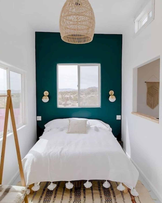 Inspirasi Desain Kamar Mandi: Inspirasi Desain Interior Simple Untuk Kamar Tidur Kecil