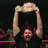 KAYFABE THEATER: One Man Gang is awarded the UWF title