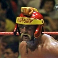 KAYFABE THEATER: Hulk Hogan puts on his War Bonnet