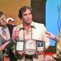 KAYFABE THEATER: Jack Brisco is presented the Mid-Atlantic Title