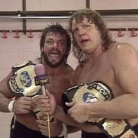 TODAY IN PRO WRESTLING HISTORY.... JULY 5th: Williams & Gordy capture the WCW Tag Team titles