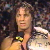 TODAY IN PRO WRESTLING HISTORY... OCT 12th: Bret Hart wins his first WWF World Title