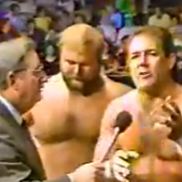 KAYFABE THEATER: Blanchard & Anderson Threaten Lex Luger