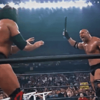 TODAY IN PRO WRESTLING HISTORY... JAN 17th: Goldberg gets even with Hall at Souled Out