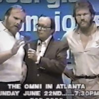 KAYFABE THEATER: Ole & Lars Anderson talk things over with Gordon Solie